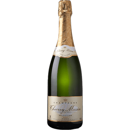 CHAMPAGNE THIERRY MASSIN - CUVEE SELECCIÓN BRUT