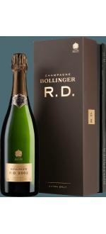 CHAMPAGNE BOLLINGER - CUVEE R.D. 2002 - CON ESTUCHE