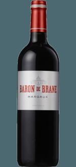 BARON DE BRANE 2014 - SEGUNDO VINO DE CHATEAU DE BRANE CANTENAC