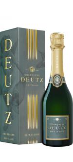 CHAMPAGNE DEUTZ - BRUT CLASSIC - MEDIA BOTELLA 375 ml - ESTUCHE