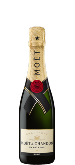 CHAMPAGNE MOET & CHANDON - BRUT IMPÉRIAL - MEDIA BOTELLA