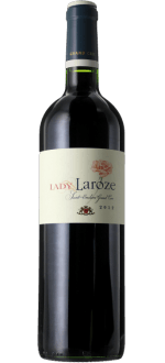 LADY LAROZE 2015 - SEGUNDO VINO DE CHATEAU LAROZE