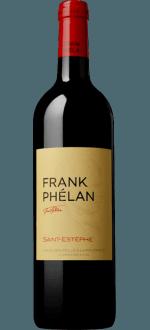 FRANK PHELAN 2015 - SEGUNDO VINO DE CHATEAU PHELAN SEGUR