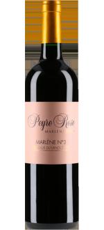 MARLENE N°3 2004 - DOMAINE PEYRE ROSE