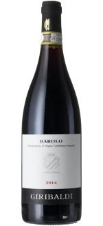 BAROLO 2014 - MARIO GIRIBALDI