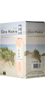 BAG IN BOX 3L - GRIS MARIN - DUNE GRIS DE GRIS 2019