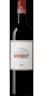 MONDOT 2016 - SEGUNDO VINO DE CHATEAU TROPLONG MONDOT