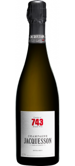 CHAMPAGNE JACQUESSON - CUVEE 743