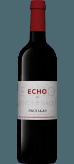 ECHO DE LYNCH BAGES 2017 - SEGUNDO VINO DE CHATEAU LYNCH BAGES