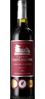 CHATEAU SAINT CHRISTOPHE 2016 - CRU BOURGEOIS