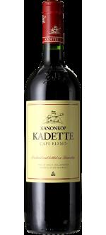 KADETTE CAPE BLEND 2018 - DOMINIO KANONKOP