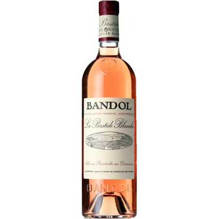 BANDOL ROSE 2019 - DOMINIO LA BASTIDE BLANCHE