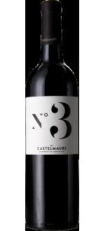 N°3 DE CASTELMAURE 2018 - CAVE DE CASTELMAURE
