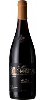 MACON ROUGE 2018 - MAISON CHANDESAIS
