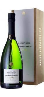 CHAMPAGNE BOLLINGER - LA GRANDE ANNEE 2008 - EN COFFRET