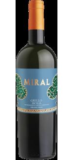 MIRAL - GRILLO SICILIA 2019 - CANTINE FINA