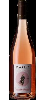 MARIUS ROSE 2019 - MARIUS BY M. CHAPOUTIER