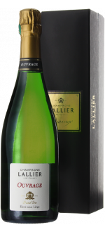 Champagne Ouvrage Grand Cru Brut Nature Lallier