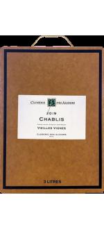 BIB CHABLIS VIEILLES VIGNES 2019 - CLOSERIE DES ALISIERS