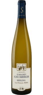 RIESLING 2016 - LES PRINCES ABBES - DOMINIO SCHLUMBERGER