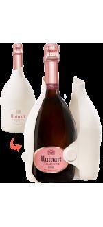 CHAMPAGNE RUINART - BRUT ROSE - SECOND SKIN