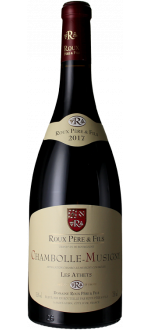 CHAMBOLLE MUSIGNY - LES ATHETS 2017 - DOMINIO ROUX PERE ET FILS