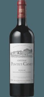 CHATEAU PONTET CANET 2018