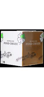 BAG IN BOX 3L - IGP ROSE 2020 - DOMINIO FOND CROZE