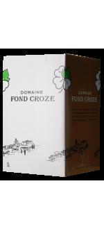 BAG IN BOX 5L - CONFIDENCE 2020 - DOMINIO FOND CROZE