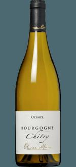 BORGOÑA CHITRY - CUVEE OLYMPE 2018 - OLIVIER MORIN