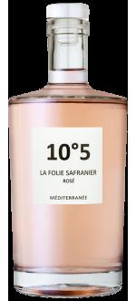 10°5 ROSÉ 2020 - LA FOLIE SAFRANIER - EXCLUSIVIDAD ONLINE