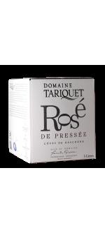 BIB 3L ROSE DE PRESSEE 2020 - DOMINIO TARIQUETT
