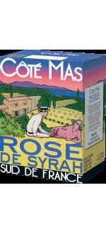 BIB 3L COTE MAS ROSE 2020 - DOMINIOS PAUL MAS
