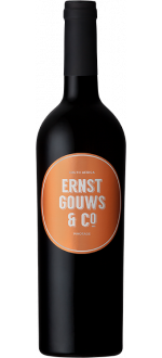 PINOTAGE 2020 - ERNST GOUWS & CO