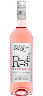 ROSE DE PRESSEE 2020 - DOMINIO TARIQUET