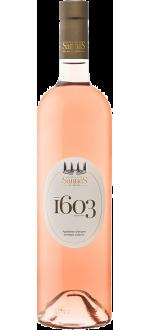 ROSE - CUVEE 1603 2020 - CHATEAU DE SANNES