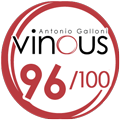 Vinous - Antonio Galloni : 96/100